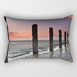Morning Post Rectangular Pillow
