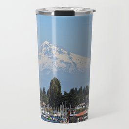 Mount Hood Travel Mug