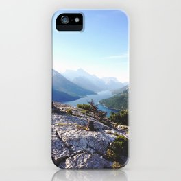 Waterton Bear Hump iPhone Case