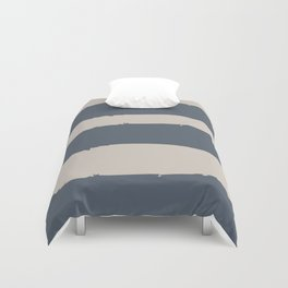 rag stripes Duvet Cover