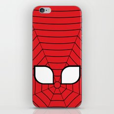 Adorable Spider iPhone & iPod Skin