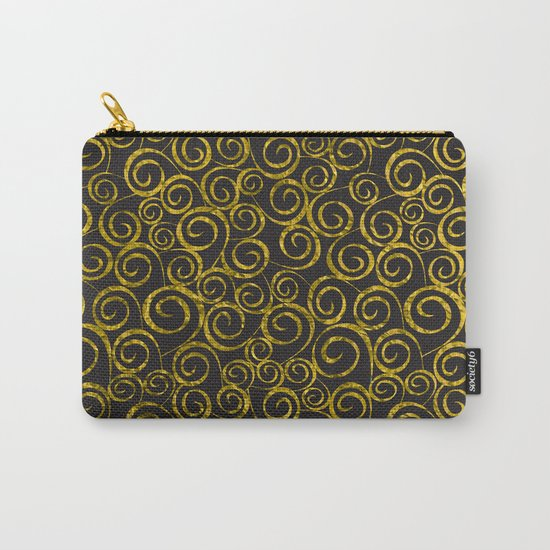 Festive curves Carry-All Pouch