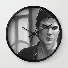 Big Bad Vampire Wall Clock