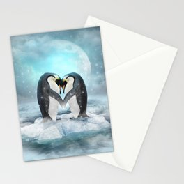 Listen Hard (Penguin Dreams) Stationery Cards