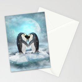 Listen Hard (Penguin Dreams) Stationery Cards