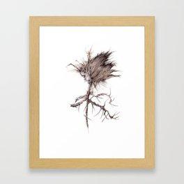 Stickman  Framed Art Print