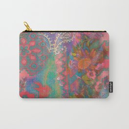 Tracy Porter / Poetic Wanderlust: Good Vibes Only Carry-All Pouch