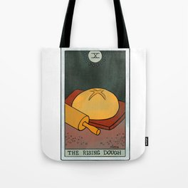 The Rising Dough | Baker's Tarot Tote Bag