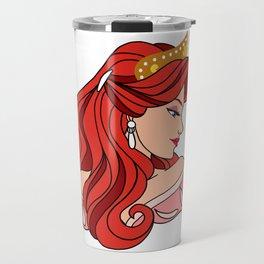 Crown: Ariel Travel Mug