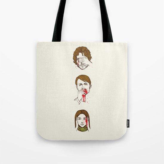 No Evil Hannibal Tote Bag