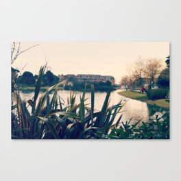 16/ Modern Life by Ant Andrews Canvas Print