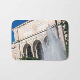 Detroit Institute of Arts Bath Mat