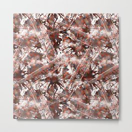 Abstract pattern.5 Metal Print