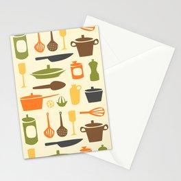 Kitchen Stationery Cards
