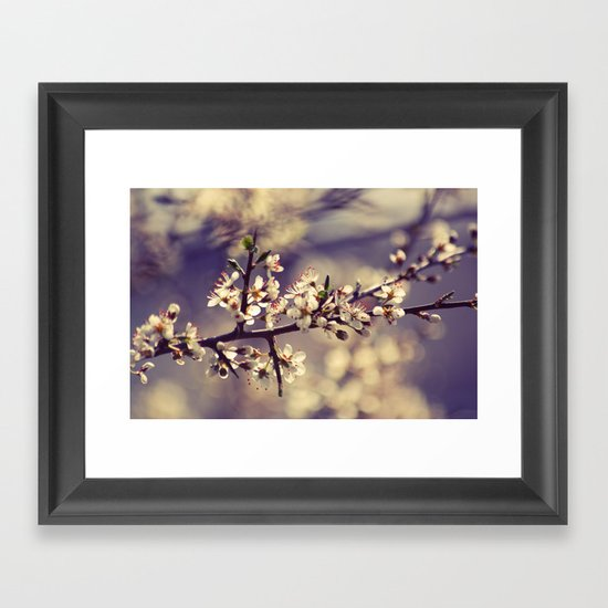 SPRINGFLOWER #3 Framed Art Print