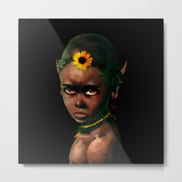 The Elven Prince Metal Print