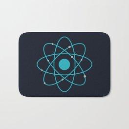 Atom, Molecules, DNA, Science decor, science class Bath Mat