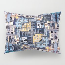 Community of Cubicles Pillow Sham