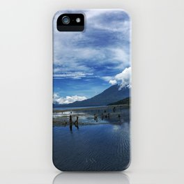 Atitlan Serentiy iPhone Case