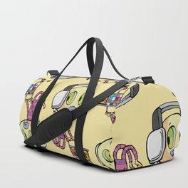 emo frightened disco buyer Duffle Bag