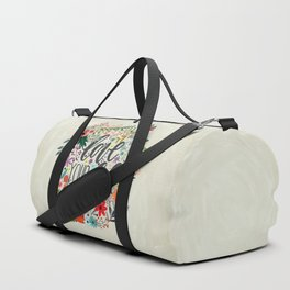 Love Your Life (Quotation Series) Duffle Bag