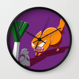 Fruits Basket Kyo and Yuki Wall Clock