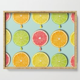 fruit Serving Tray