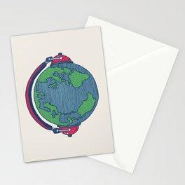 World Music Stationery Cards