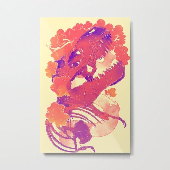 Dawn of Nature Metal Print
