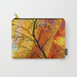 the naked tree Carry-All Pouch