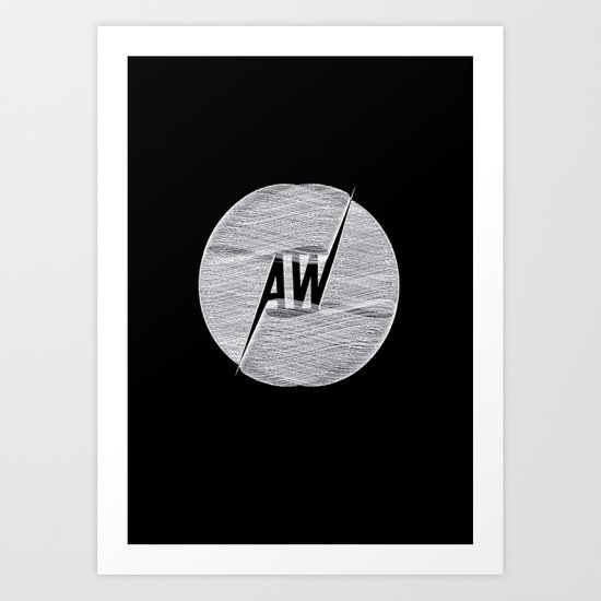Air Wankers Art Print
