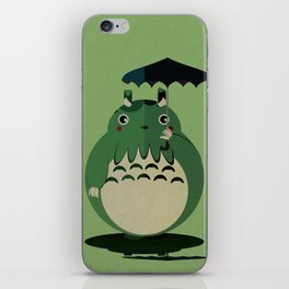 my neighbor cthulu iPhone Skin