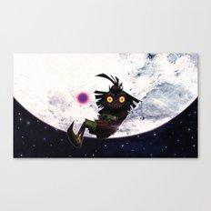 Zelda Majora's Mask : The Skull Kid Canvas Print