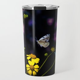 Free as a butterfly. Travel Mug