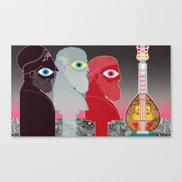 The Next Big Deal Canvas Print