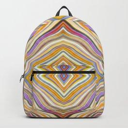 Wild Wavy Lines XXV Backpack