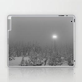 Dark day in the mountains Laptop & iPad Skin