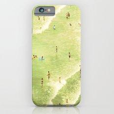 Let's Go Swimming iPhone 6s Slim Case