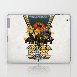 Command Panther Laptop & iPad Skin