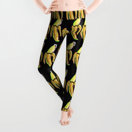 BANANAS PIERCED  Leggings