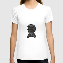Sherlock Holmes - BBC tv show sherlock  T-shirt
