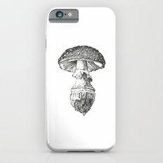 Amanita Muscaria Mushroom Study iPhone 6s Slim Case