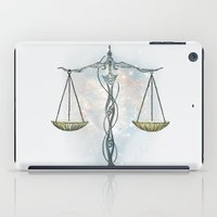 libra iPad Cases featuring LIBRA by Vibeke Koehler