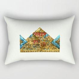 CROWN Rectangular Pillow