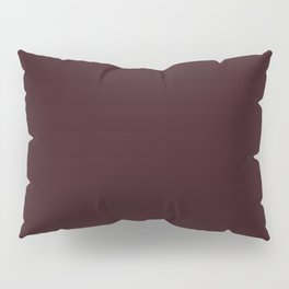 Enduring Romance ~ Dark Taupe Pillow Sham
