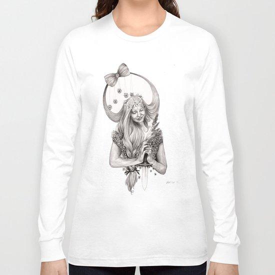 V I R G O Long Sleeve T-shirt