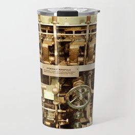 Submarine WW2 USS Drum Travel Mug