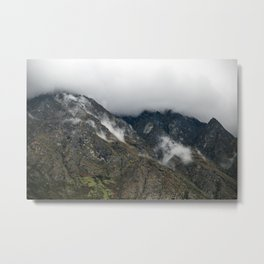 The Remarkables Metal Print