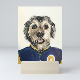 The Jock Mini Art Print