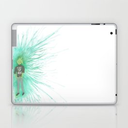 I'm trying so hard to be normal Laptop & iPad Skin